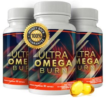 Ultra Omega Burn Bottles